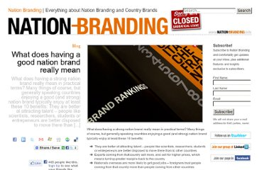 http://nation-branding.info/2010/01/16/what-does-having-a-good-nation-brand-really-mean/