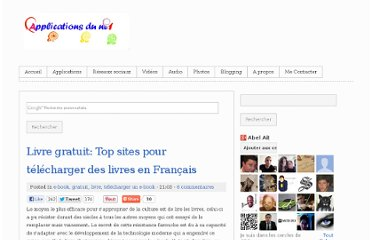 http://www.applicanet.com/2011/06/9-sites-pour-telecharger-gratuitement.html#ixzz1mAAH2z74