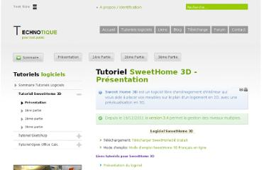 http://www.technotique.fr/index.php/tutoriel-sweethome-3d/presentation