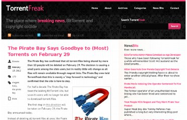 http://torrentfreak.com/the-pirate-bay-says-goodbye-to-most-torrents-on-february-29-120213/