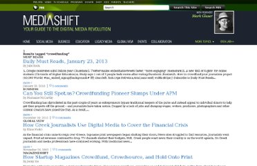 http://184.73.194.104/mediashift-mt/mt-search.cgi?blog_id=4&tag=crowdfunding&limit=20&IncludeBlogs=4