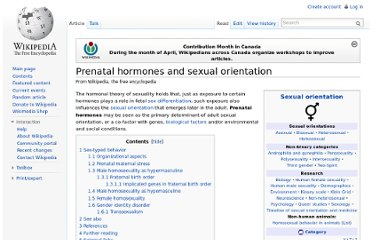 http://en.wikipedia.org/wiki/Prenatal_hormones_and_sexual_orientation#Male_homosexuality_as_hypermasculine