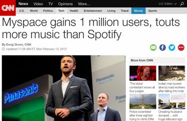http://www.cnn.com/2012/02/13/tech/social-media/myspace-million-new-users/index.html