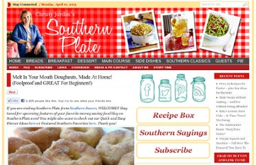 http://www.southernplate.com/2009/01/melt-in-your-mouth-doughnuts-made-at-home-foolproof-and-great-for-beginners.html