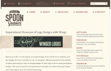 http://blog.spoongraphics.co.uk/articles/inspirational-showcase-of-logo-designs-with-wings
