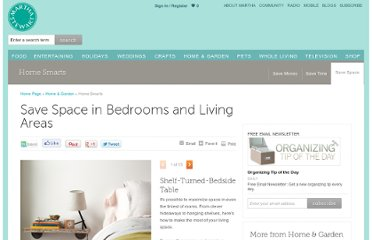 http://www.marthastewart.com/275400/save-space-in-bedrooms-and-living-areas