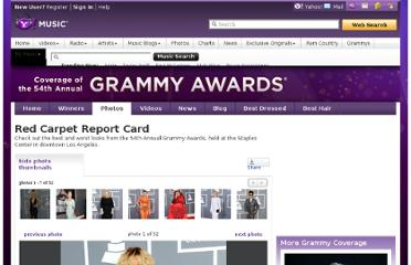 http://awards.music.yahoo.com/photos/147-red-carpet-report-card/1