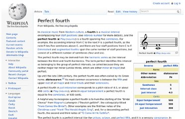 http://en.wikipedia.org/wiki/Perfect_fourth