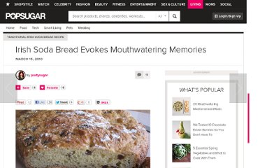 http://www.yumsugar.com/Traditional-Irish-Soda-Bread-Recipe-7723721