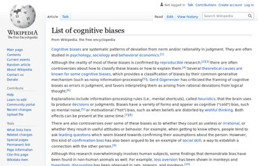 https://en.wikipedia.org/wiki/List_of_cognitive_biases