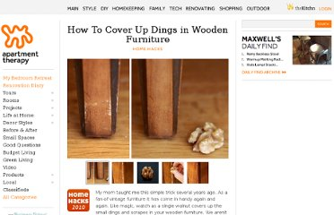 http://www.apartmenttherapy.com/how-to-cover-up-dings-in-woode-109198