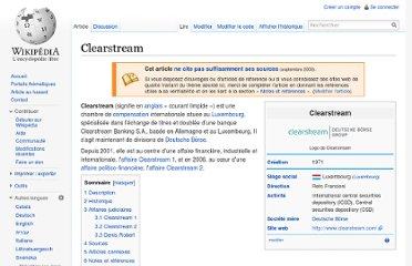 http://fr.wikipedia.org/wiki/Clearstream