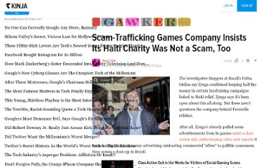 http://gawker.com/5485675/scam+trafficking-games-company-insists-its-haiti-charity-was-not-a-scam-too