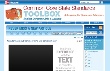 http://www.mhecommoncoretoolboxtn.com/wondering-about-common-core.html