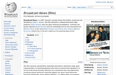 http://en.wikipedia.org/wiki/Broadcast_News_(film)