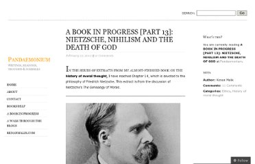 http://kenanmalik.wordpress.com/2012/02/12/a-book-in-progress-part-13-nietzsche-nihilism-and-the-death-of-god/
