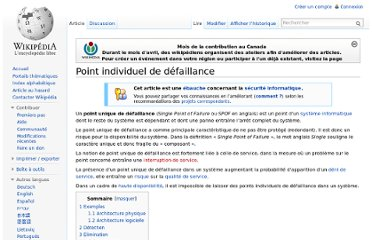 http://fr.wikipedia.org/wiki/Point_individuel_de_d%C3%A9faillance