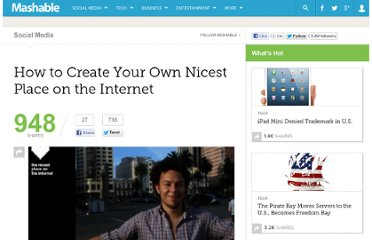 http://mashable.com/2012/02/14/personalized-nicest-place-on-the-internet/