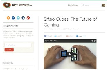 http://www.new-startups.com/electronics/sifteo-cubes-the-future-of-gaming/