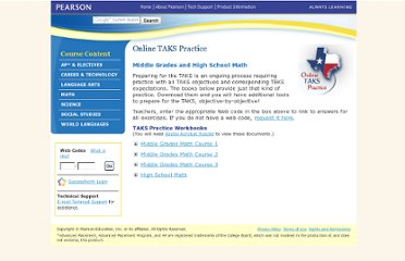 http://www.phschool.com/curriculum_support/taks/math/