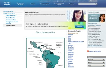 http://www.cisco.com/web/LA/cisco/contactenos/oficinas/index.html