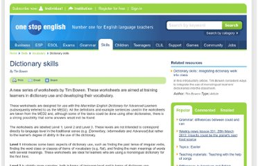 http://www.onestopenglish.com/skills/vocabulary/dictionary-skills/