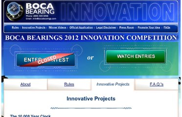 http://www.bocabearings.com/innovation-contest/innovative-stories.aspx