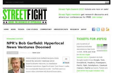 http://streetfightmag.com/2012/02/13/bob-garfield-hyperlocal-news-ventures-doomed/