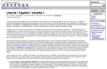 http://devedge-temp.mozilla.org/viewsource/2001/validate/index_fr.html