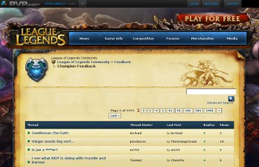 http://na.leagueoflegends.com/board/forumdisplay.php?f=4