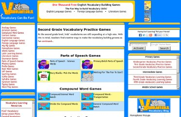 http://www.vocabulary.co.il/second-grade-vocabulary-games/