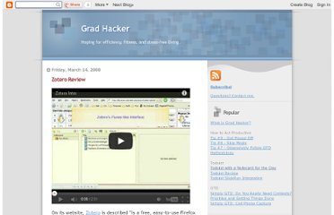 http://gradhacker.blogspot.com/2008/03/zotero-review.html
