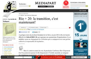 http://blogs.mediapart.fr/edition/les-invites-de-mediapart/article/140212/rio-20-la-transition-cest-maintenant