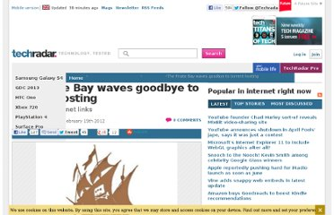 http://www.techradar.com/news/internet/the-pirate-bay-waves-goodbye-to-torrent-hosting-1063430