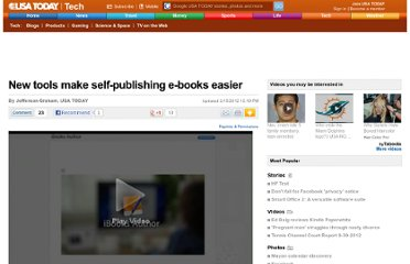 http://www.usatoday.com/tech/columnist/talkingtech/story/2012-02-14/ebook-self-publishing/53097762/1