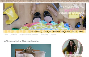 http://www.imperfecthomemaking.com/p/thorough-spring-cleaning-checklist.html
