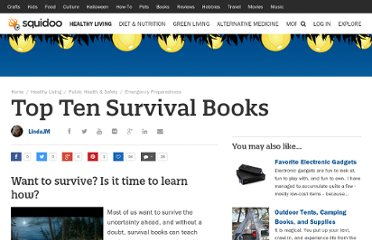 http://www.squidoo.com/survival-books