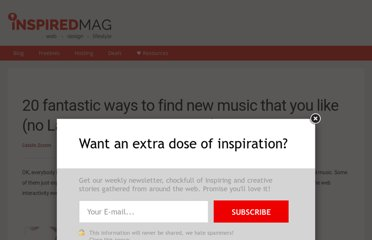 http://inspiredm.com/20-fantastic-ways-to-find-new-music-that-you-like-no-lastfm-pandora-inside/