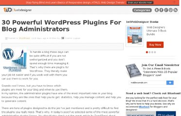 http://www.1stwebdesigner.com/wordpress/best-wordpress-plugins-blog-administrators/