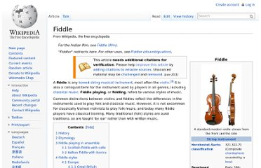 http://en.wikipedia.org/wiki/Fiddle