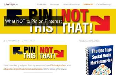 http://www.johnhaydon.com/2012/02/not-pin-on-pinterest/