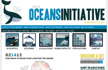http://www.oceansinitiative.org/2012/02/14/five-ways-to-show-your-love-for-the-ocean/