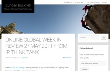 http://www.thinkipstrategy.com/ipthinktank/6484/online-global-week-in-review-27-may-2011-from-ip-think-tank/