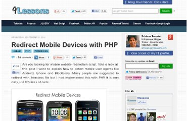 http://www.9lessons.info/2010/09/redirect-mobile-devices-with-php.html
