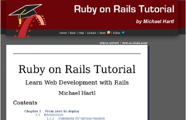 http://ruby.railstutorial.org/chapters/static-pages?version=3.2#top
