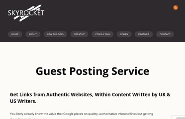 http://skyrocketseo.co.uk/guest-posting-service/