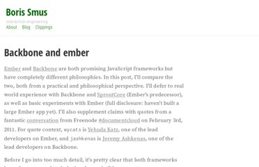 http://smus.com/backbone-and-ember