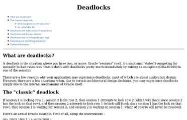http://www.oratechinfo.co.uk/deadlocks.html