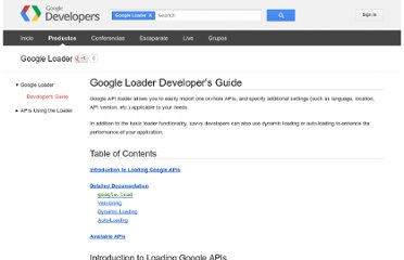 https://developers.google.com/loader/?hl=es-419