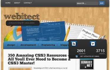http://webitect.net/design/uitutorials/350-amazing-css3-resources-all-youll-ever-need-to-become-a-css3-master/